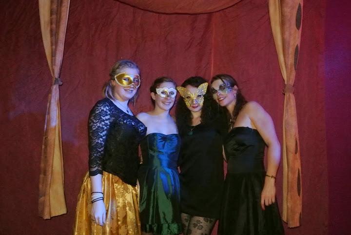 masker gemaskerd gala